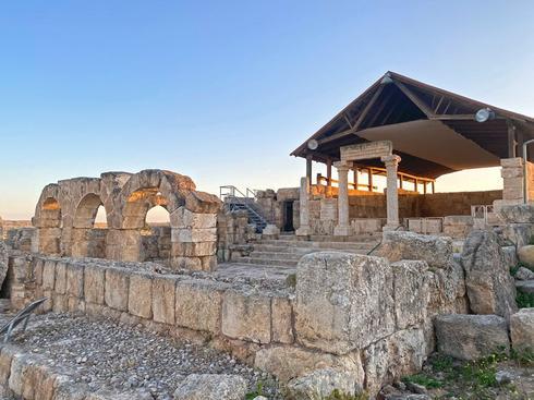 בית הכנסת בסוסיא העתיקה