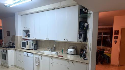 המטבח, לפני השיפוץ