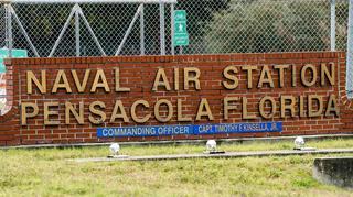 Florida U.S naval base after Dec. 6, 2019 deadly shooting spree