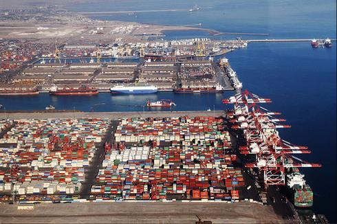 נמל איראן