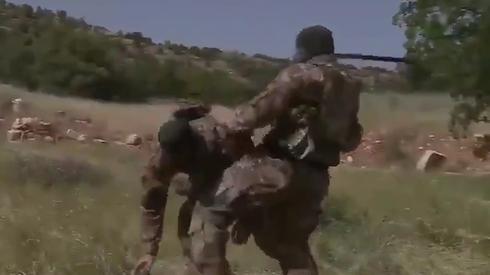 תיעוד יחידה של חיזבאללה