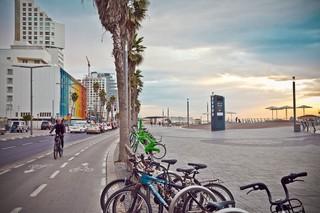 עיריית תל אביב אישרה פרוייקט נרחב להכפלת שבילי האופניים בעיר בתוך חמש שנים