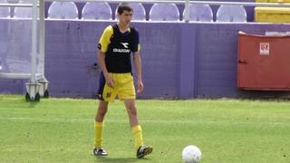 """רמי כליף ז""""ל. אהב לשחק כדורגל"""