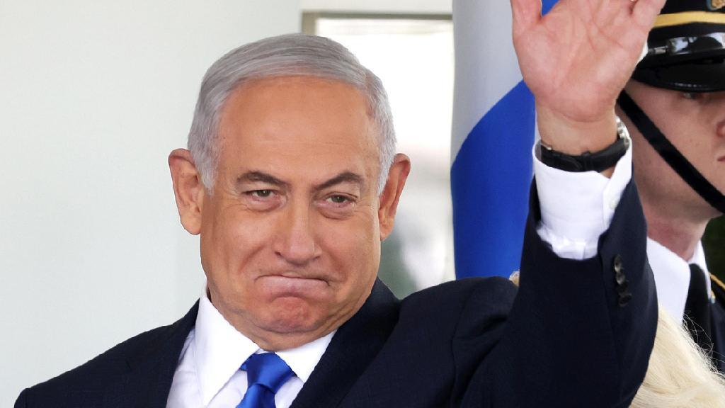 בנימין נתניהו חתימת הסכם השלום בין ישראל לאיחוד האמירויות בבית הלבן
