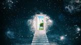 המדבקות שהופכות כל דלת לקסם