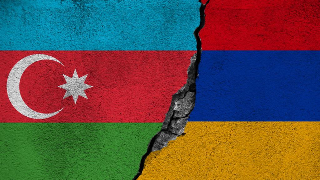 ארמניה אזרבייג'ן דגל סכסוך