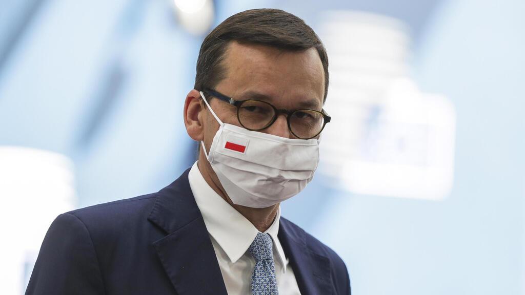 Le Premier ministre polonais Matosz Morawiecki