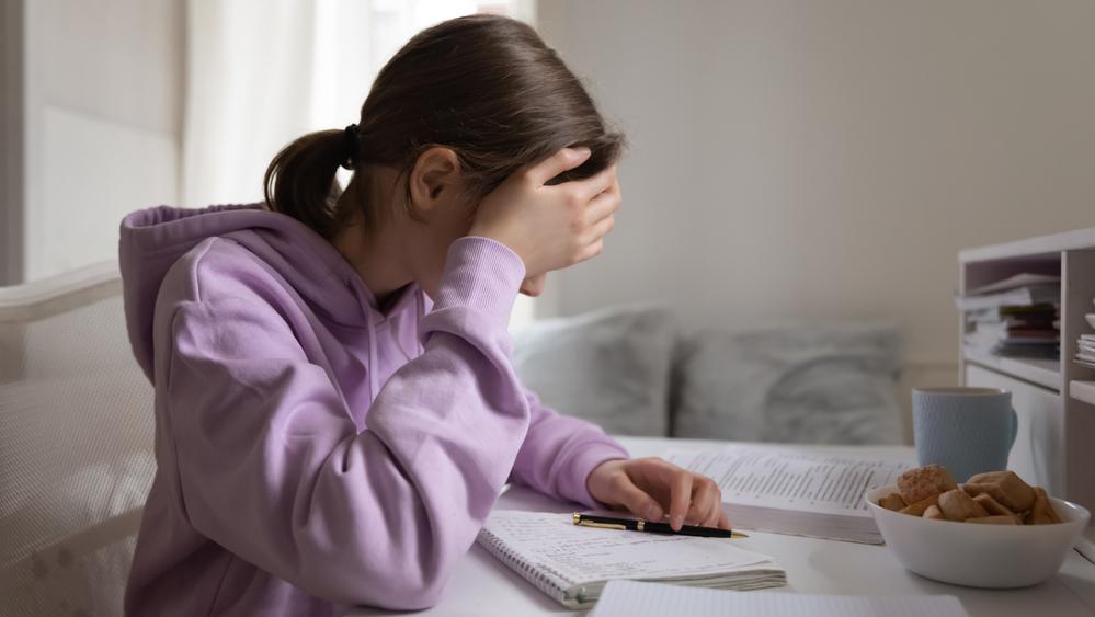 מצוקה פסיכולוגית בקרב ילדים