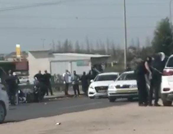 """ניסיון חטיפת נשק מחייל צה""""ל בשער אפרים"""