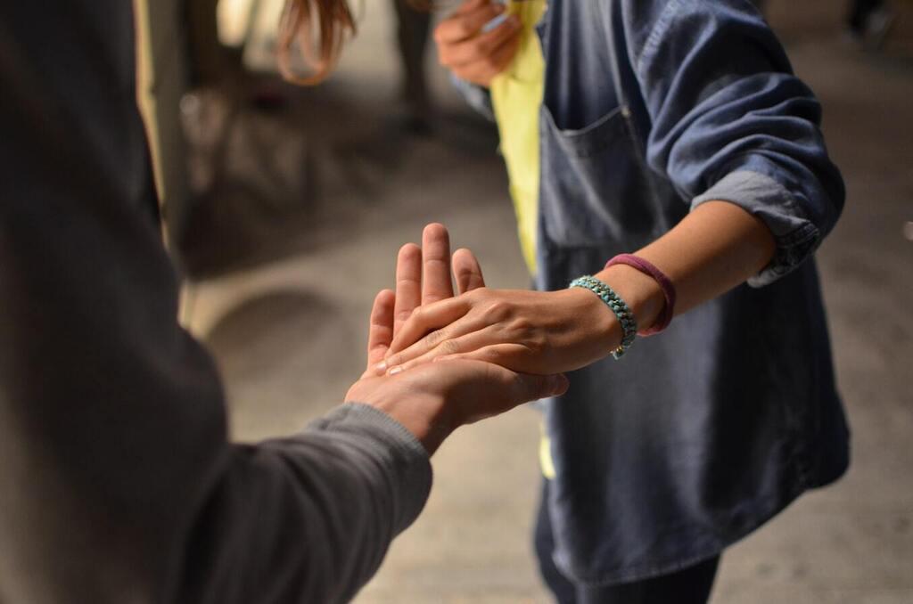 התנדבות חד פעמית