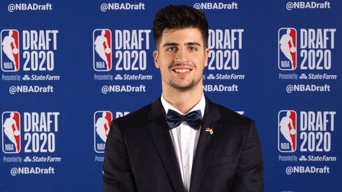 Washington Wizards Take Israel S Deni Avdija As 9th Pick In Nba Draft