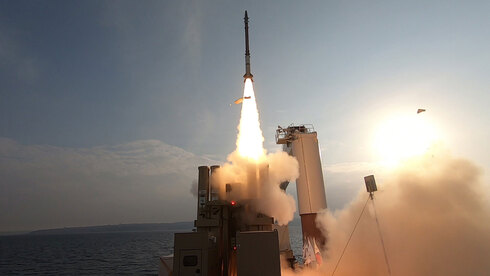 Iron Dome is successfully introducing sea missiles for the first time