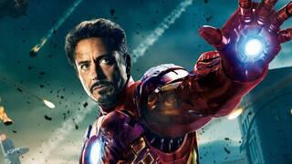 """איירון מן, מתוך """"הנוקמים: מלחמת האינסוף"""""""