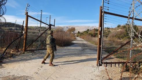 מובלעת ישראלית בגבול ישראל-סוריה, צפון רמת הגולן