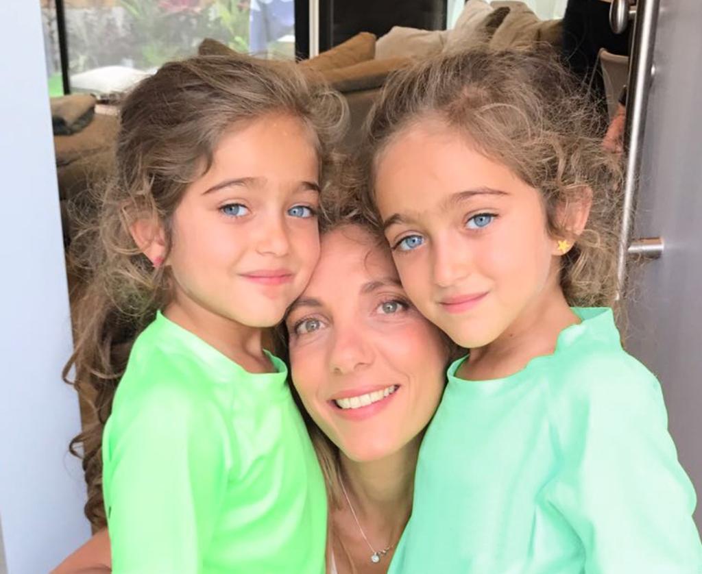 מאיה ראובני ובנותיה