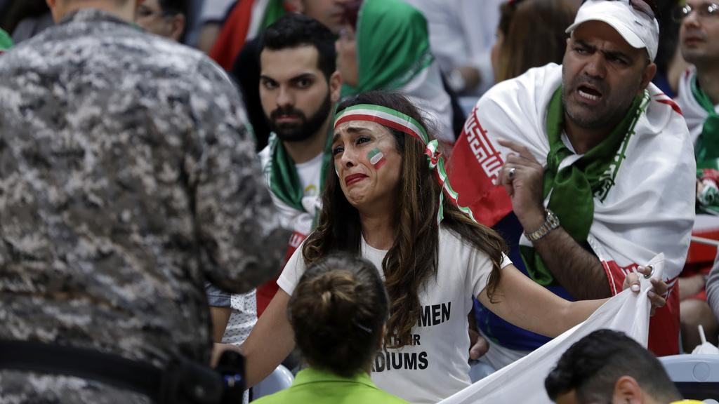הבעל שולט באישה באיראן