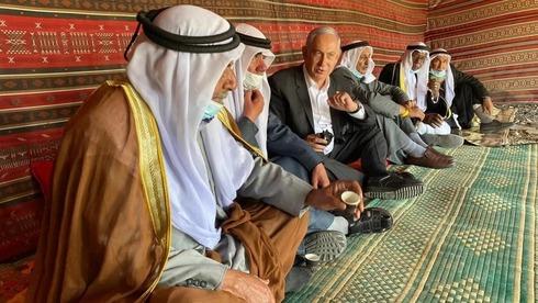 How Netanyahu went from Arab bogeymen to Arab besties