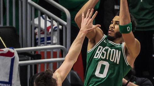 Boston halted Milwaukee's eight-game winning streak
