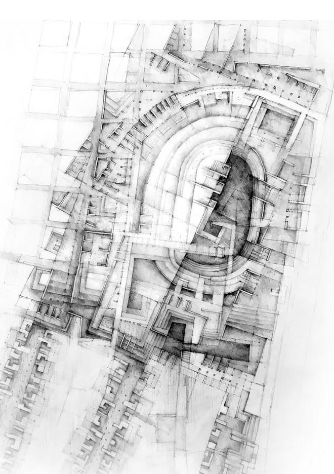 תכנית מוצעת על בסיס איצטדיון בעיר