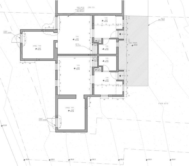 תכנית הבית הקיבוצי המקורי