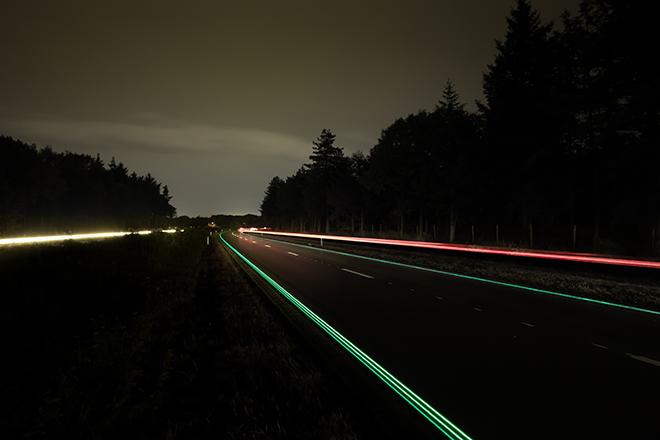 2 Glowing Lines Roosegaardes