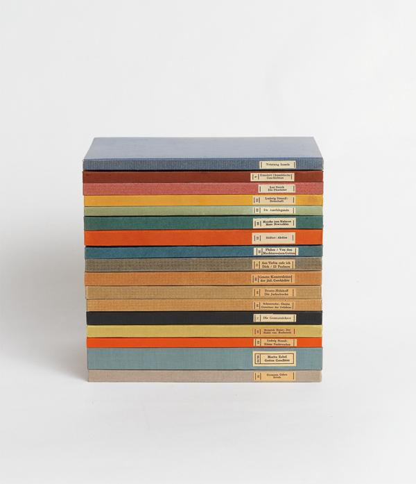 סדרת הספרייה של שוקן, הוצאת שוקן, ברלין 1939-1933 /