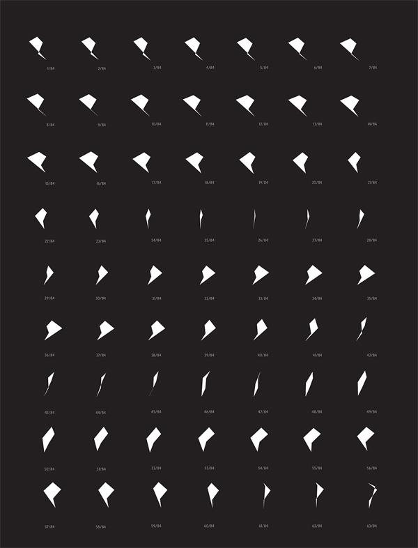 אור וולף - ניתוח גרפי של ׳אולמפיה׳, הסרט של לני ריפנשטאל