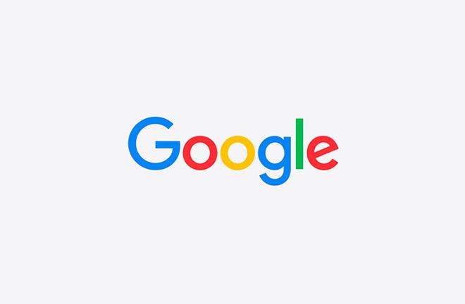 והתוצאה הסופית / מתוך ספר המותג של גוגל