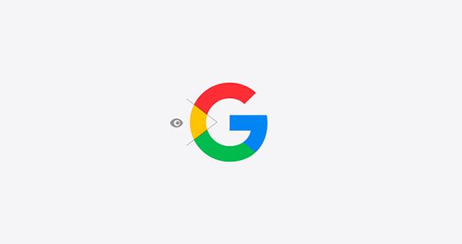 האייקון G / מתוך ספר המותג של גוגל