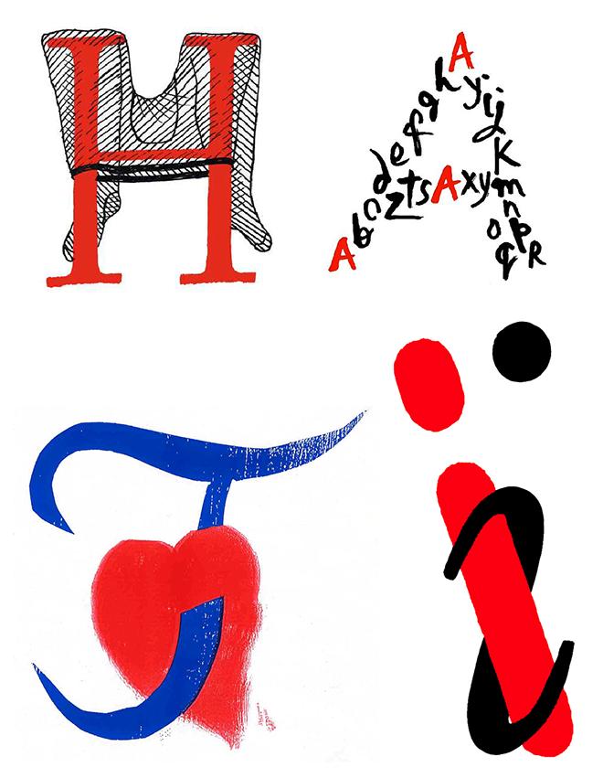 טיפוגרפיה מאויירת, איורים לניו יורק טיימס