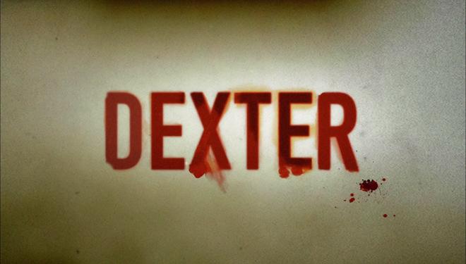 לוגו הסדרה ״דקסטר״