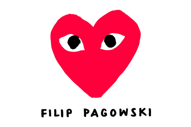 האייקון וחתימתו של פיליפ קוקובסקי