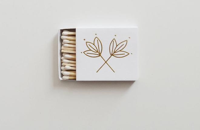 קופסת הגפרורים בעיצובה של אמינה חאמד /סטודיו Handmade Habitat
