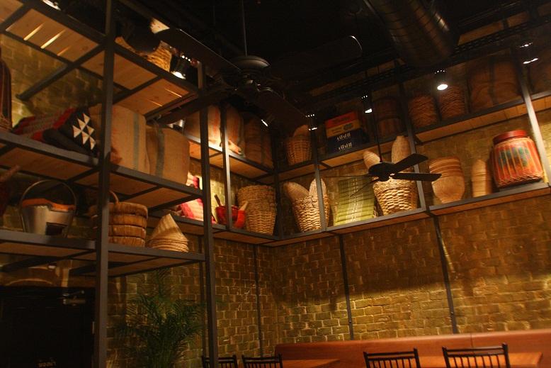 מסעדת טייגר לילי ברמת החייל בעיצוב ירון טל (יח