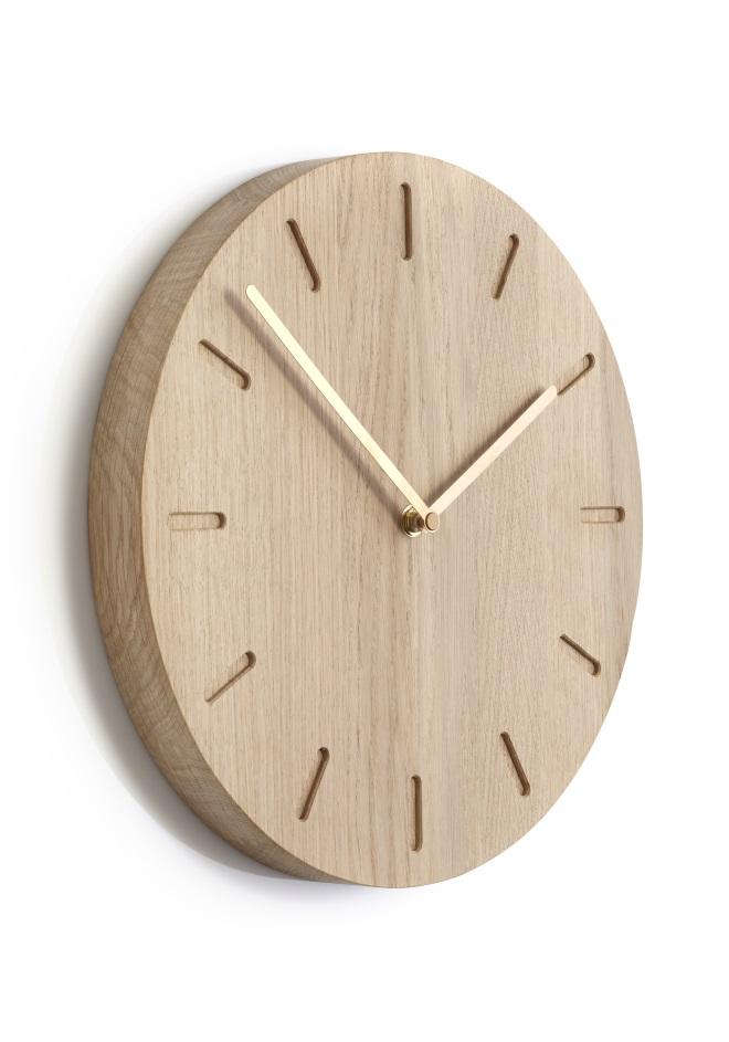 שעון קיר watchout של חברת applicata הדנית