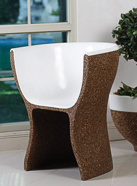 הכיסא שזכה בגראמי. באדיבות NaturesCast