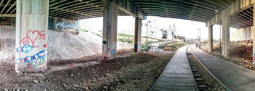 שפת רחוב_גשר כיום
