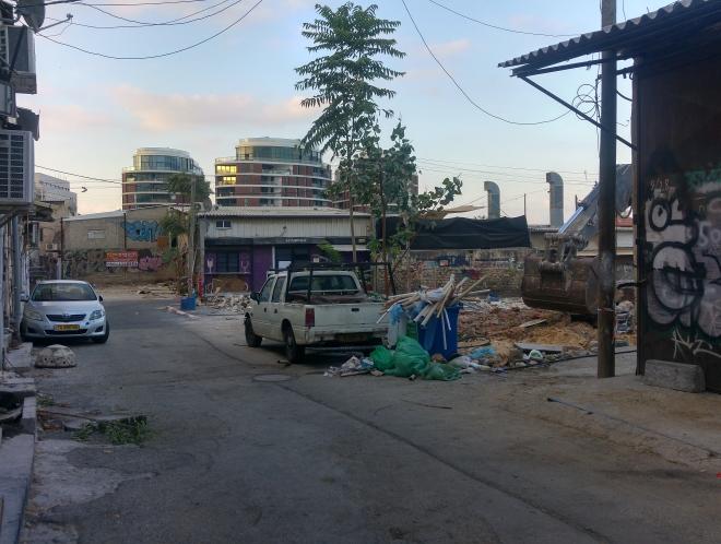 רחוב תשע, 24 ביולי 2016
