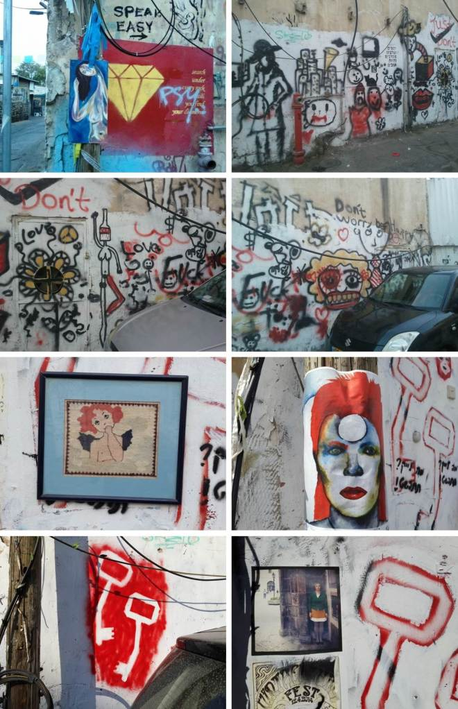 פינת רחוב תשע, בין השנים 2012-2014