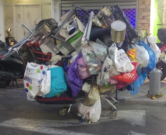 רחוב הרצל, 13 ביולי 2016
