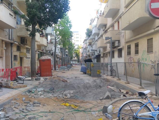 רחוב בנבנישתי, 15 באוגוסט 2016