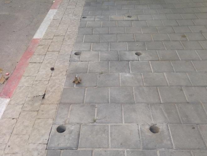 רחוב בנבנישתי, 2 באוקטובר 2016