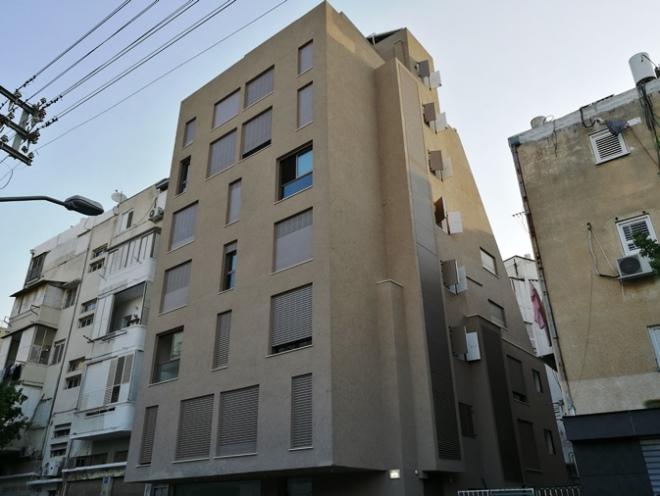 רחוב נחלת בנימין 159, אדריכלים: ישראל כץ  וארז מטלון, 8 באוקטובר 2017