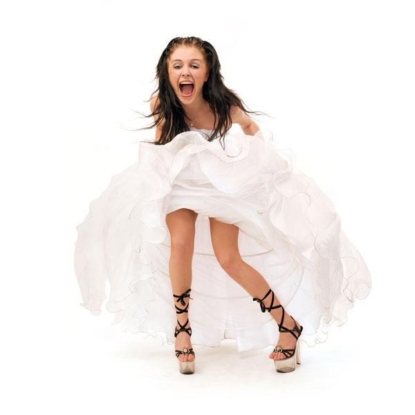 יש לך שמלת כלה אבל אין לך חתן? זה לגמרי באשמתך (צילום: shutterstock)
