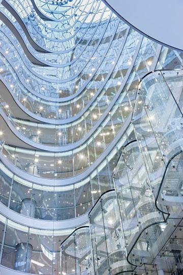 מגדל בליי בסידני. שאיפה לאסתטיקה (צילום: H.G. Esch, Hennef)