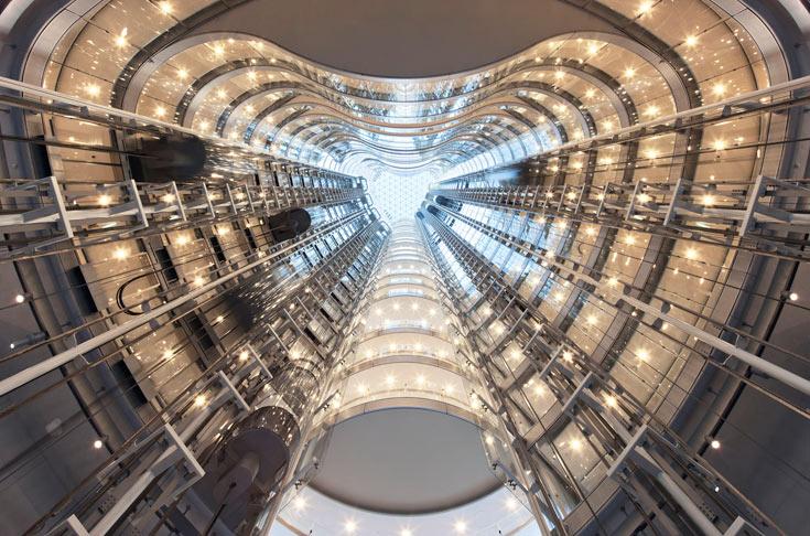 מגדל בליי1 בסידני (צילום: H.G. Esch, Hennef)