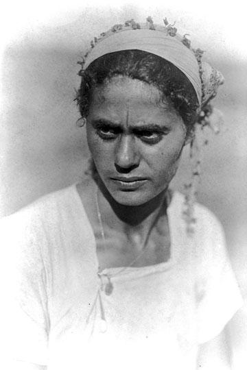 צילום משנות ה-30, מתוך התערוכה ''דיוקן תימני'' (צילום: זולטן קלוגר )