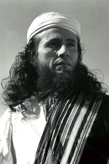 צילום משנות ה-40, מתוך התערוכה ''דיוקן תימני'' (צילום: זולטן קלוגר )