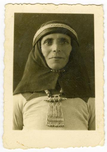צילום משנות ה-20-30, מתוך התערוכה ''דיוקן תימני''