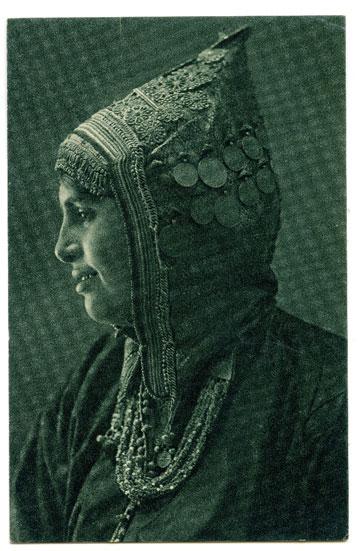 צילום מתחילת המאה ה-20, מתוך התערוכה ''דיוקן תימני'' (צילום: אוסף אלכסנדר מוזיאון ארץ ישראל )
